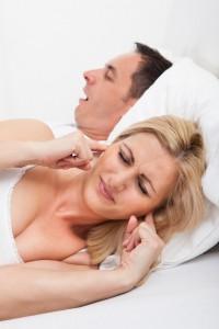 Shutterstock Sleep Apnea Snoring
